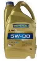 Моторное масло RAVENOL DEXOS 2 LSG 5w30 5 литров