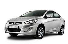 Hyundai Solaris 2011-2014