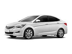 Hyundai Solaris 2014-2017