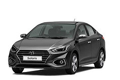 Hyundai Solaris 17+ NEW!