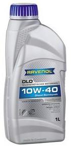 Моторное масло RAVENOL DIESEL DLO 10w40 1 литр