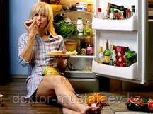 Пищевая зависимость? постоянное жевание?  Фитнесс не поможет!!!
