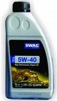 Моторное масло SWAG 5w40 1 литр