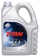 Моторное масло TITAN GT1 PRO C-3 5w30 4 литра