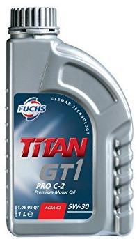 Моторное масло TITAN GT1 PRO C-2 5w30 1 литр