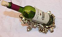 """Подставка под бутылку, """"Виноградный лист"""", фото 1"""