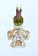 """Подставка под бутылку, """"Халк"""", фото 1"""