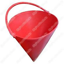 Ведро для пожарного  щита, пластиковое
