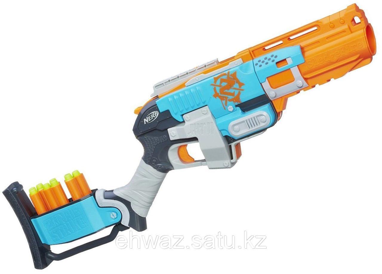 Бластер Nerf Zombi Sledgefire