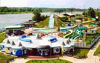 Строительство водно-развлекательного комплекса «АКВАПАРК» (г. Семей)