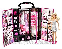 Barbie Игровой набор Стиль - Шкаф для одежды