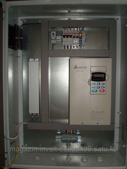 Шкаф управления приточной вентиляции - ШУВ