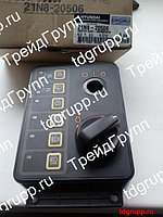 21N8-20506 Блок управления Hyundai R250LC-7