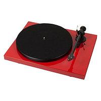 Виниловый проигрыватель Pro-Ject Debut Carbon DC 2M-Red красный, фото 1