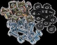 ITK Набор закладных винтов-шайб-гаек (M6x12мм) 1 компл.