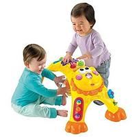 Детский развивающий игровой центр Лев 2 в 1 Fisher-Price