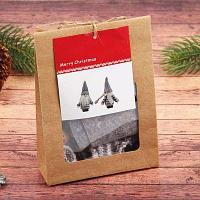 """Набор для творчества """"Создай новогоднюю подвеску"""" набор 2 шт"""
