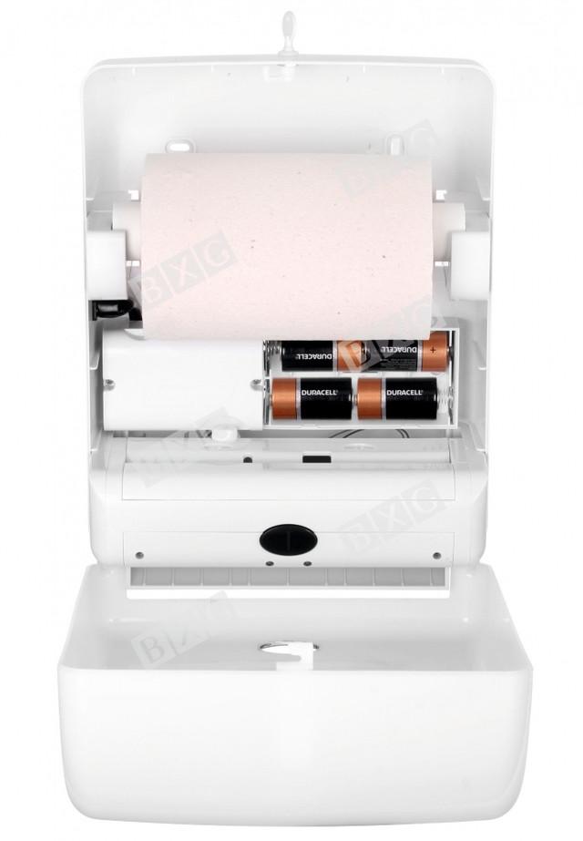 автоматический диспенсер бумажных полотенец