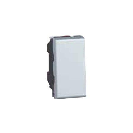 77030 - Кнопочный выключатель 6a (1 Модуль)