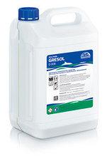 Щелочное концентрированное средство для очистки от технических загрязнений - Gresol 5 литров.