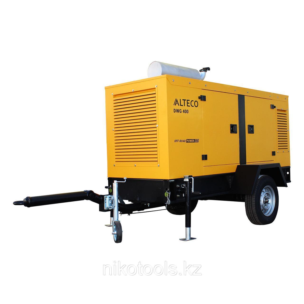 Сварочный генератор ALTECO DWG 400