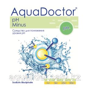 AquaDoctor pH Minus 1кг, фото 2