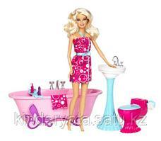 Кукла Барби (Barbie) и Гламурная ванная Mattel