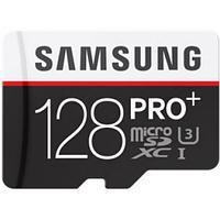 Карта памяти microSD 128Gb Samsung PRO PLUS