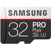 Карта памяти microSD 32Gb Samsung PRO PLUS