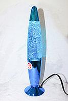 """Ночной светильник """"Синий Звездопад"""" 35 см"""