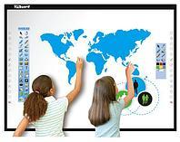 IQBoard DVT TQ100 - интерактивная доска