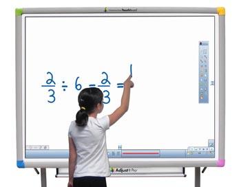 Interwrite Touch Board 2078 интерактивная доска