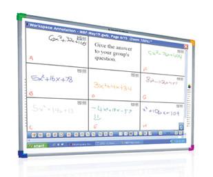 Interwrite DualBoard 1297 RF интерактивная доска