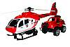 Вертолет с внедорожником 2036