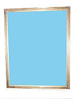 Зеркало с багетом (настенное)