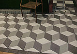 3d плитка Ромб, фото 2
