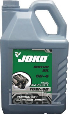 Моторное масло JOKO DIESEL 10w40 6 литров