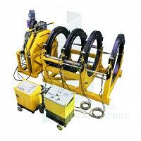 Машина для стыковой сварки труб гидравлическая Worldpoly 2000