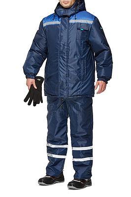 Куртка рабочая утепленная «Персонал»