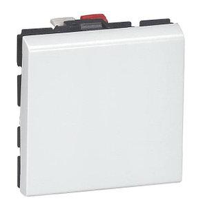 77040 - Кнопочный выключатель 6a (2 Модуля)