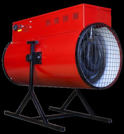Электрический тепловентилятор ТВ 42П