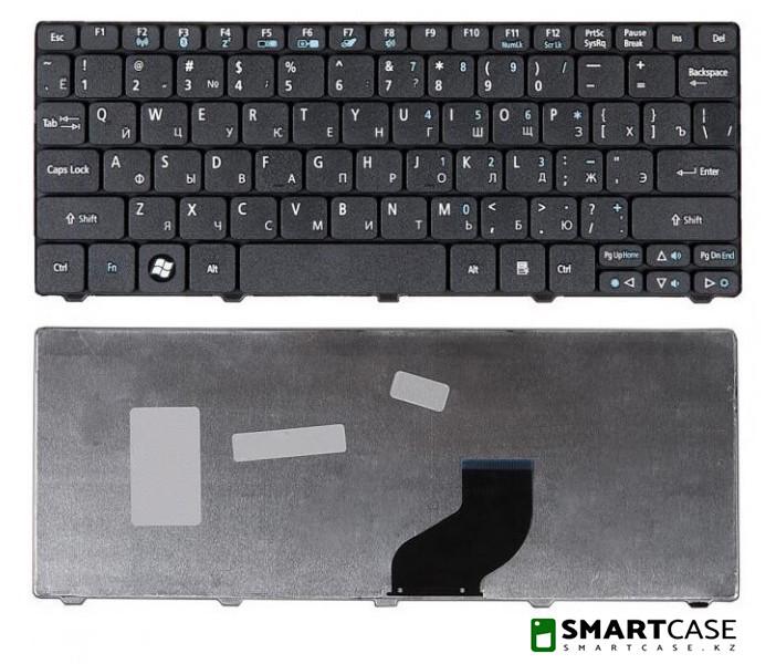 Клавиатура для ноутбука Acer Aspire One 532H (черная, RU)