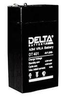 Delta аккумуляторная батарея DT 401 (5 лет)