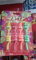 Свечи цифры party