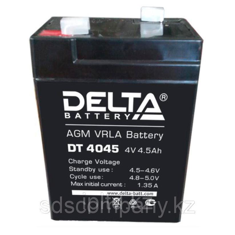 Delta аккумуляторная батарея DT 4045 (5 лет)