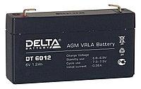 Delta аккумуляторная батарея DT 6012 (5 лет)