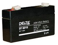 Delta аккумуляторная батарея DT 6015  (5 лет)
