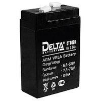 Delta аккумуляторная батарея DT 6028 (5 лет)