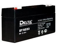 Delta аккумуляторная батарея DT 6033