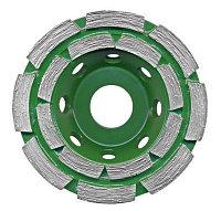 Шлифовальные алмазные круги для сухого шлифования  на ручной инструмент
